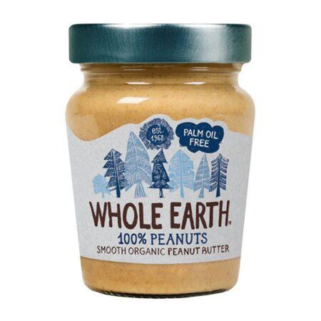 whole earth pb smooth