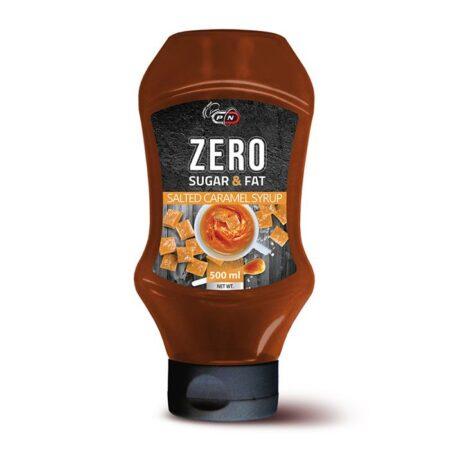 ZERO SYRUP CARAMEL pure nutrition