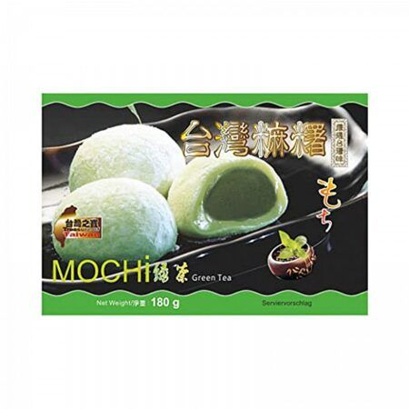 awon mochi green tea g