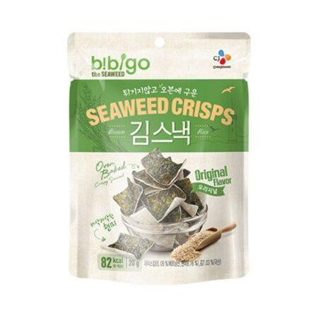 bibigo seaweed crisps g