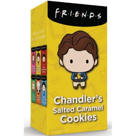 friends cookies chandlers salted caramel cookies