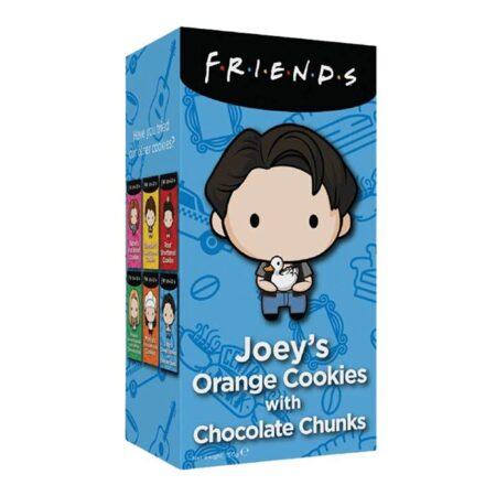 friends cookies joeys orange cookies chunk