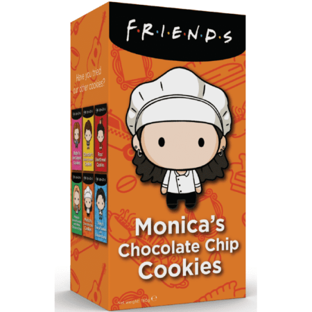 friends cookies monica