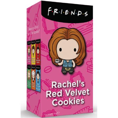 friends cookies rachels red velvet