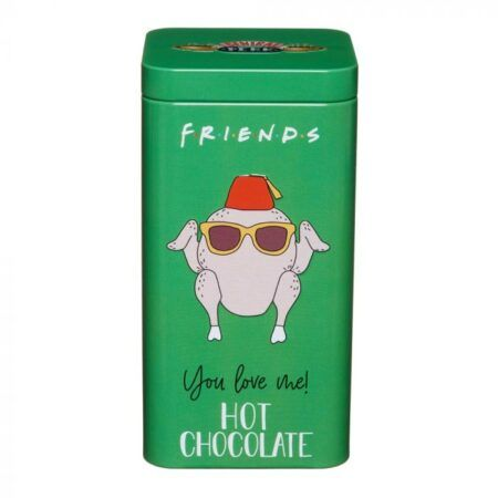 friens hot chocolate tin