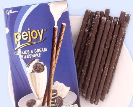 glico pejoy cookies cream