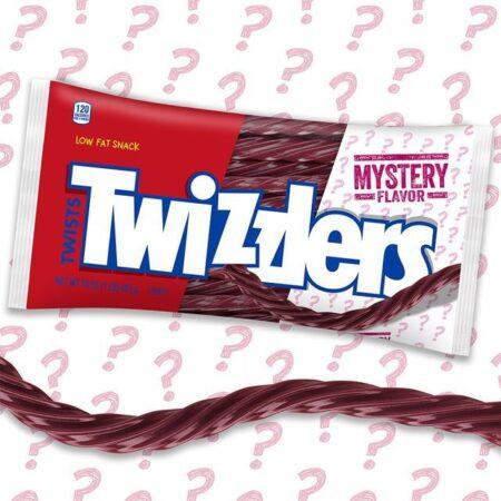 hersheys twizzlers mystery flavor twists candy
