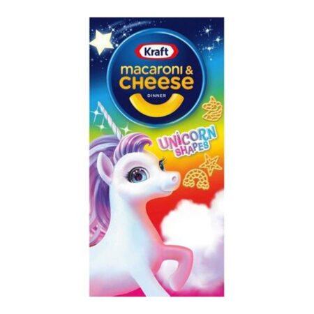 kraft mac cheese unicorn