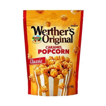 werther s pop korn original me epikalupsi karamelas 140g