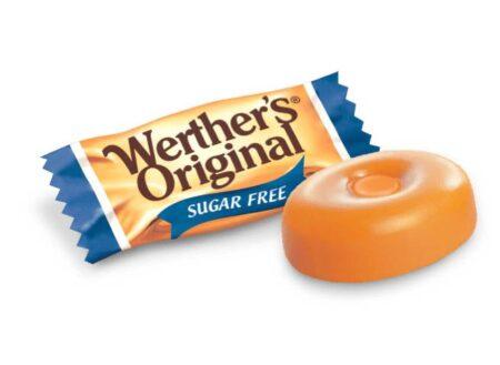 werthers original sugar free hard caramels