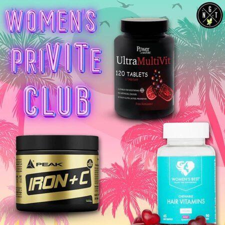 womens private club