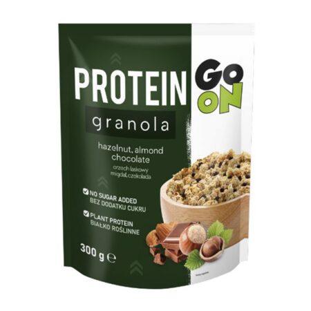 go on nutrition granola