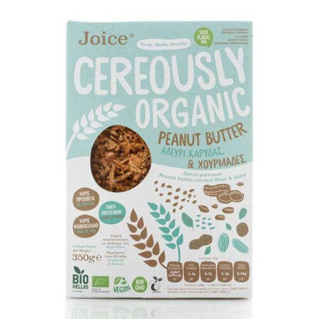 joice peanut butter cereously