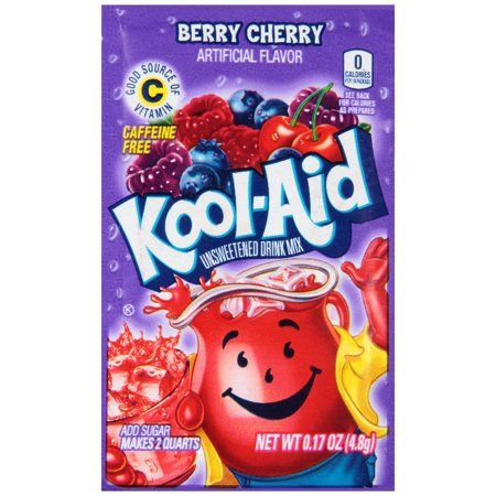 kool aid berry cherry