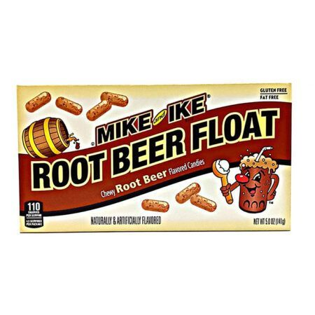 mike and ike root beer float chewy candies