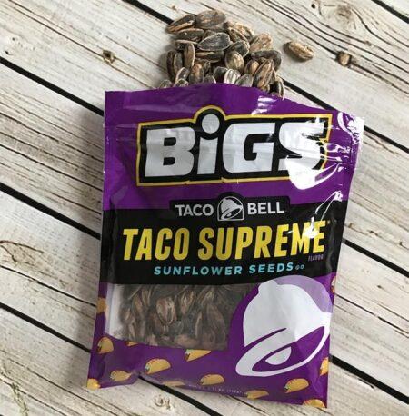 taco bell taco supreme g