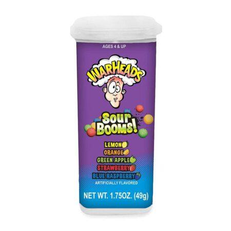 warheads sour booms