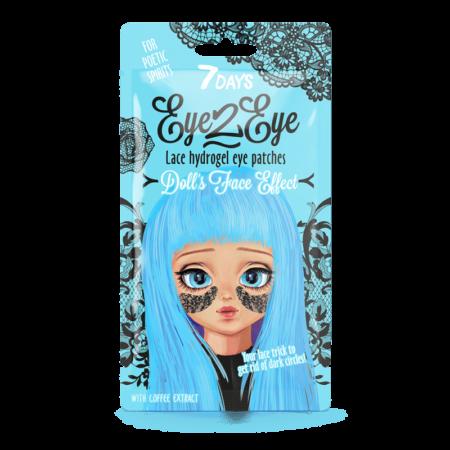 days eye  eye lace hydrogel eye patch coffee g