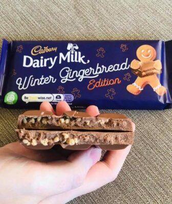 Cadbury Cdm Gingerbread 1