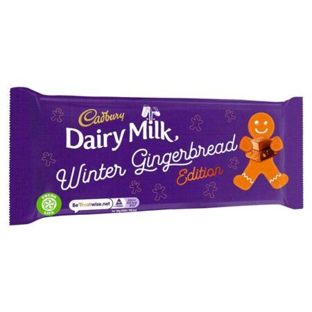 Cadbury Cdm Gingerbread