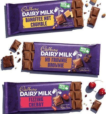 Cadbury Dairy Milk Inventor Cherry