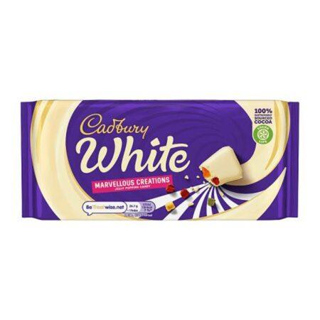 Cadbury White Jelly Popping Candy g