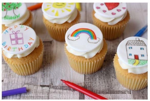 Cake Decor Cake Pens 2