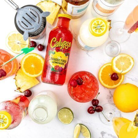Calypso Paradise Punch Lemonade