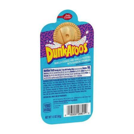 DunkAroos Vanilla