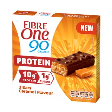 Fibre One Protein Caramel