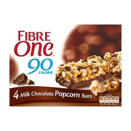 Fibre one Popcorn Choc N Pretzel