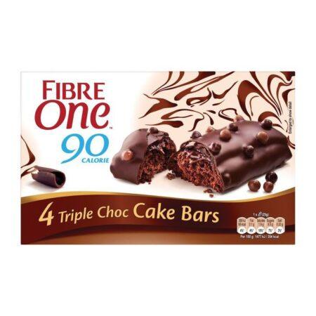 Fibre one Triple Choc