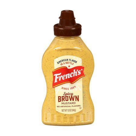 Frenchs Spicy Brown Deli Mustard
