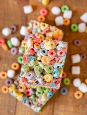 Froot Loops Cereal Bars 1