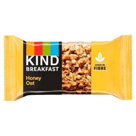Kind Breakfast Honey Oat