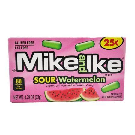 Mike Ike Sour Watermelon