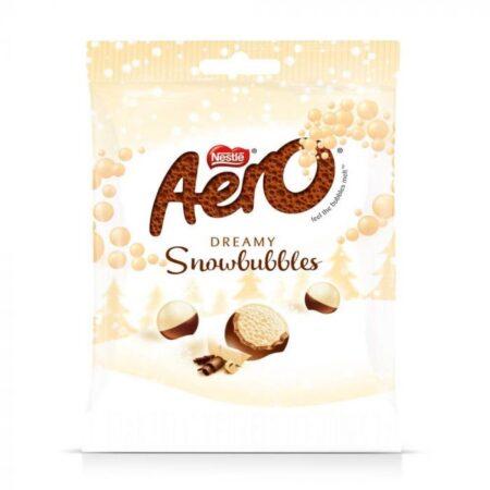 Nestle Aero Snowbubbles g