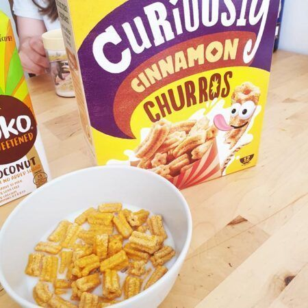 Nestle Curiously Cinnamon Churros
