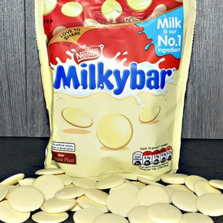 Nestle Milkybar Giant Buttons Sharing Pouch