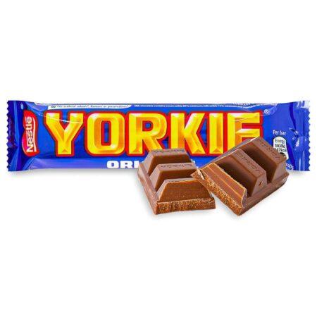Nestle Yorkie Original Chocolate Bar – Σοκολάτα Γάλακτος gr