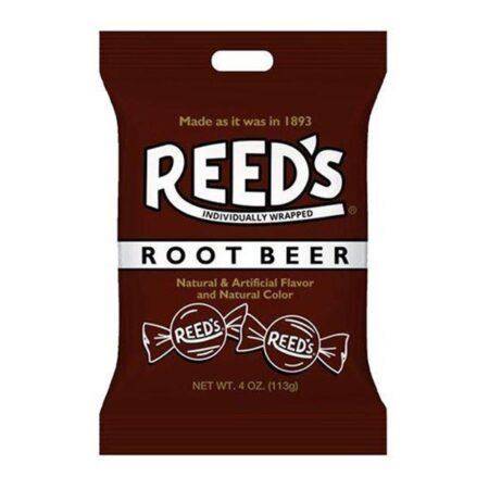 Reeds Hard Candy Root Beer Bag