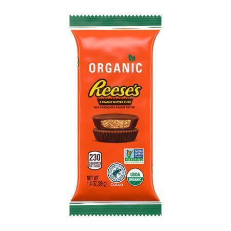 Reeses Organic Peanut Butter Cups