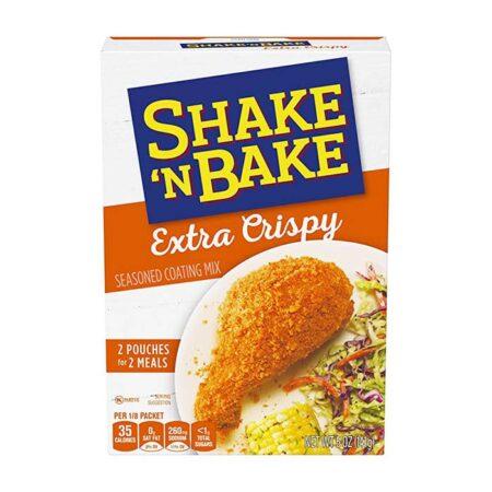 Seasoning kraft shake n bake