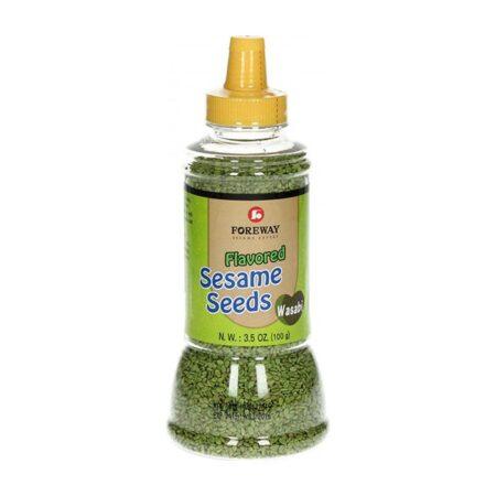 Sesame Seeds Flavored Wasabi gr