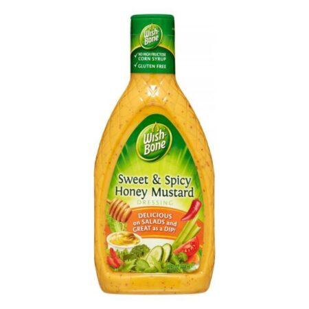 Sweet Spicy Honey Mustard Dressing