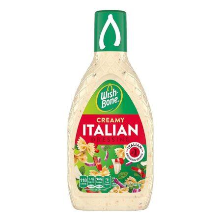 Wishbone Italian Dressing Creamy