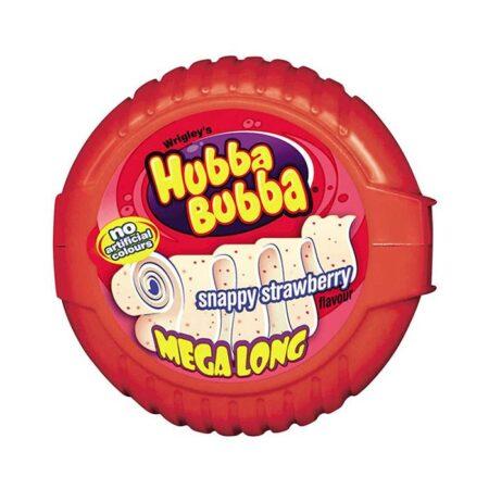 Wrigley Hubba Bubba Tape Strawberry