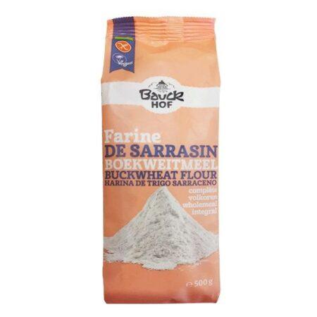 bauckhof glutenfree buckwheat flour