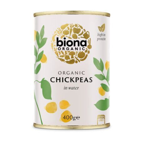 biona chickpeas
