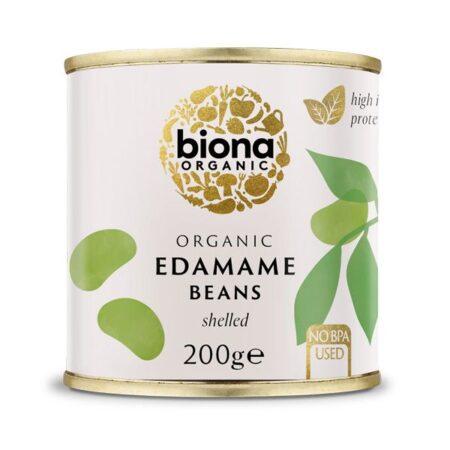biona edamame beans